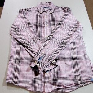 (M) Banana Republic Long Sleeve Button Up Shirt
